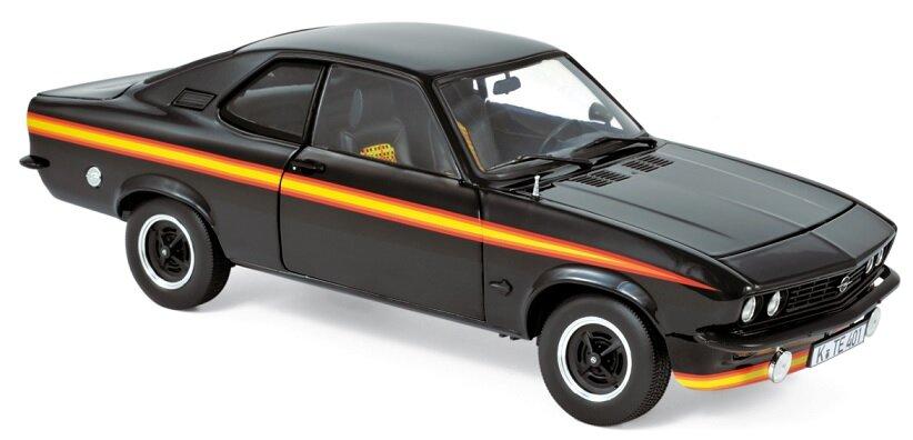 183636 Opel Manta GT/E 1975, zwart, Norev