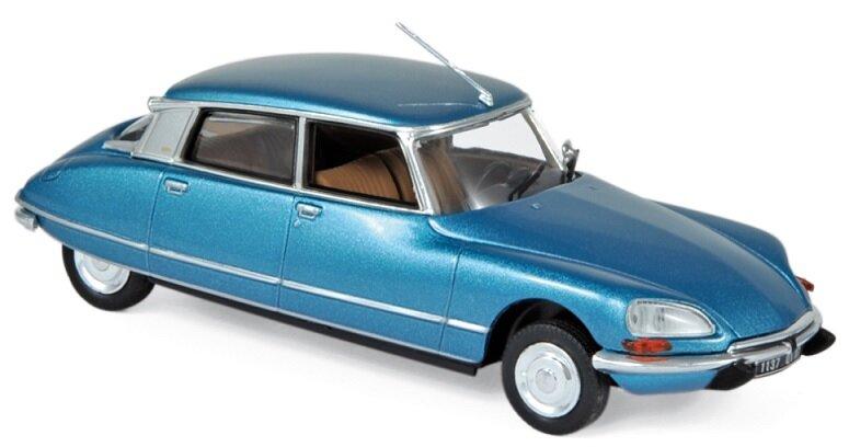158067 Citroën DS 23 Pallas 1974, Delta Blue, Norev