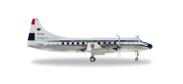 """559393 Convair CV-340 """"KLM Pieter Brueghel (NL)"""", Herpa Wings"""