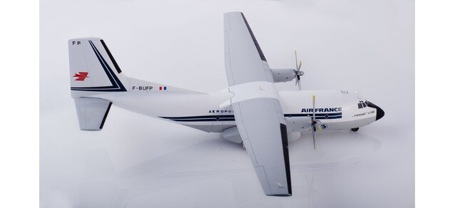 "559683 Transall C-160 ""Air France - Aéropostale"", Herpa Wings"