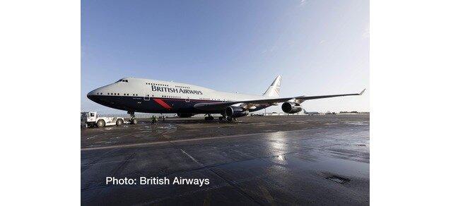"Herpa Wings 1:500 533492  British Airways Airbus A319 /""100th/"" BEA design"