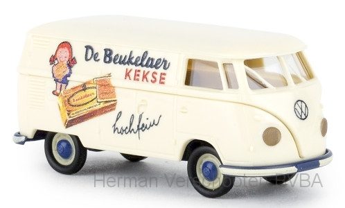 Brekina Holland VW t1 recuadro Landbouw yogurt en OVP Top
