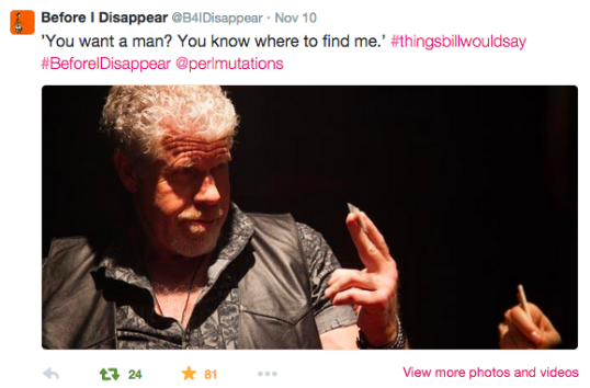 Before I Disappear social media case study for a film