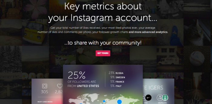 Iconosquare - best analytics tool for Instagram for Business