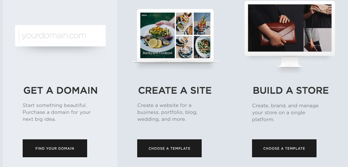 how to use squarespace to grow your brand