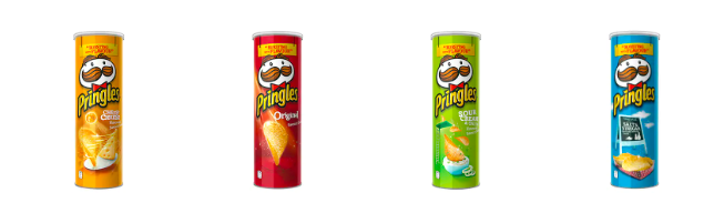 social media marketing for Pringles South Africa