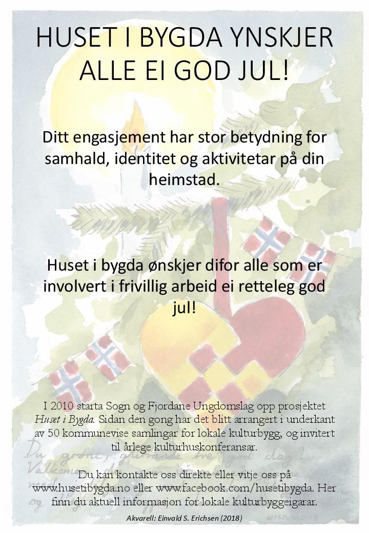 HUSET I BYGDA ØNSKJER ALLE EIN GOD JUL 2018.jpg