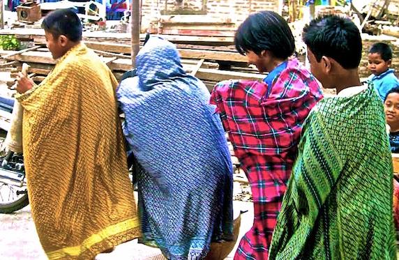 LOMBOK RAWIT / LITTLE HOT CHILLY. Dusun Demen Desa Sriharjo Kec. Imogiri Kab. Bantul Jogjakarta Central Java.