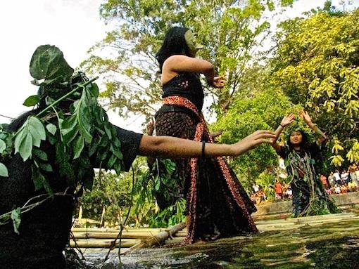 MATAIRMATA / ODE FOR WATERr. Dusun Jubug Desa Tegalwaton Kec. Tengaran Kab. Semarang Central Java.