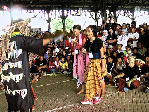 MERTI LESTARI / PRAISE LIFE. Desa Ngombak Kec. Kedungjati Kab. Grobogan Central Java.