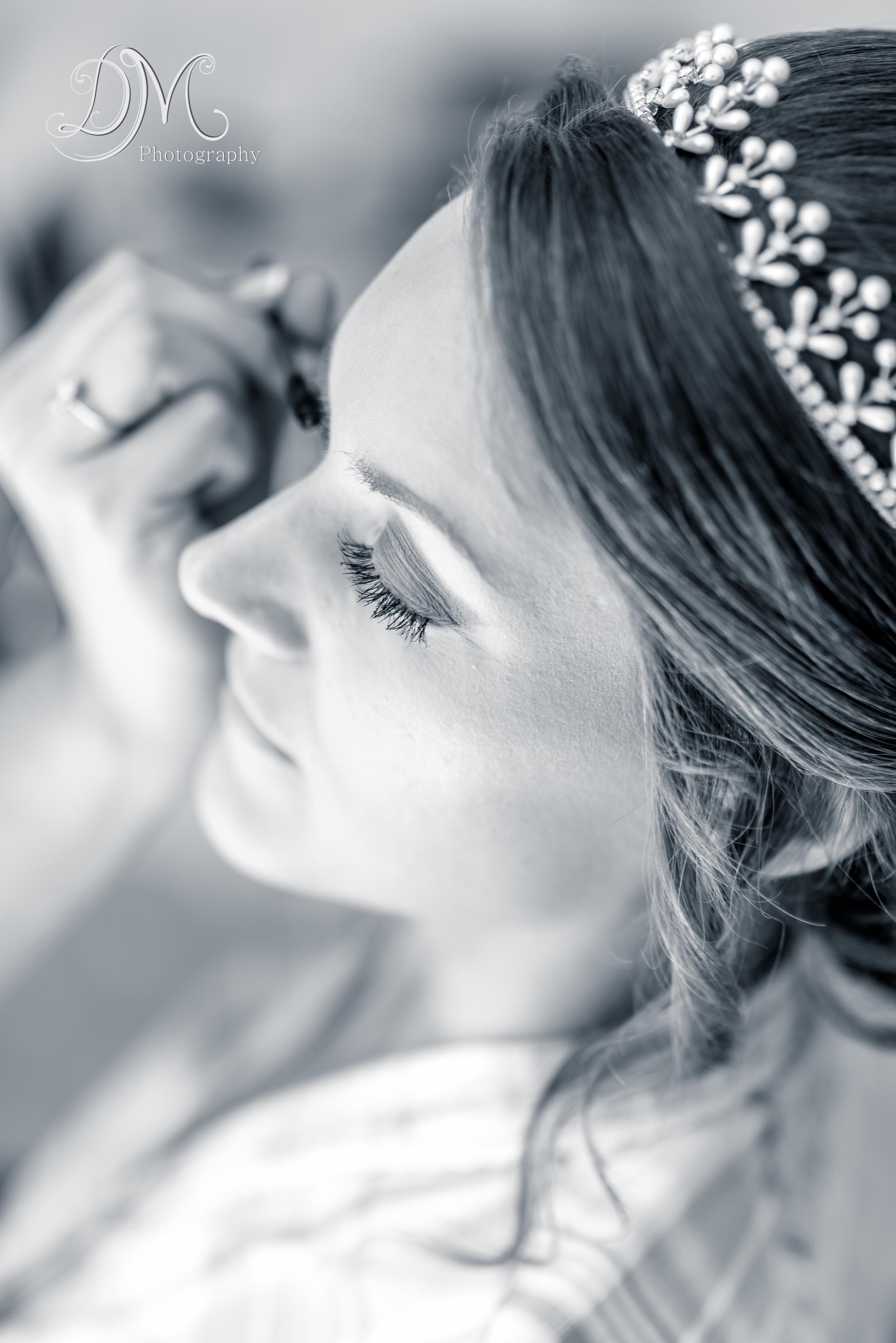 Bridal Preperation photos