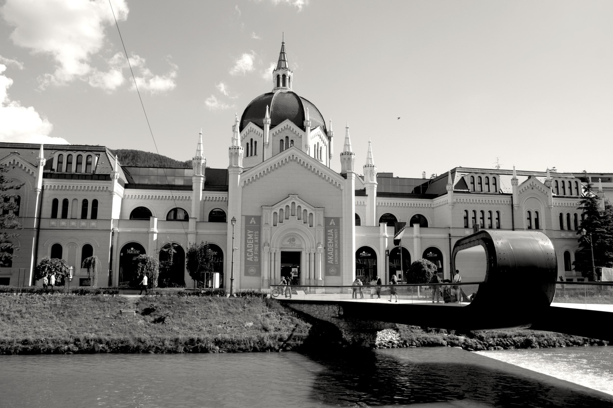 The Academy of Art, Sarajevo