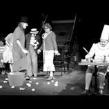 Fra forestillingen, The poet/Teater Prospero