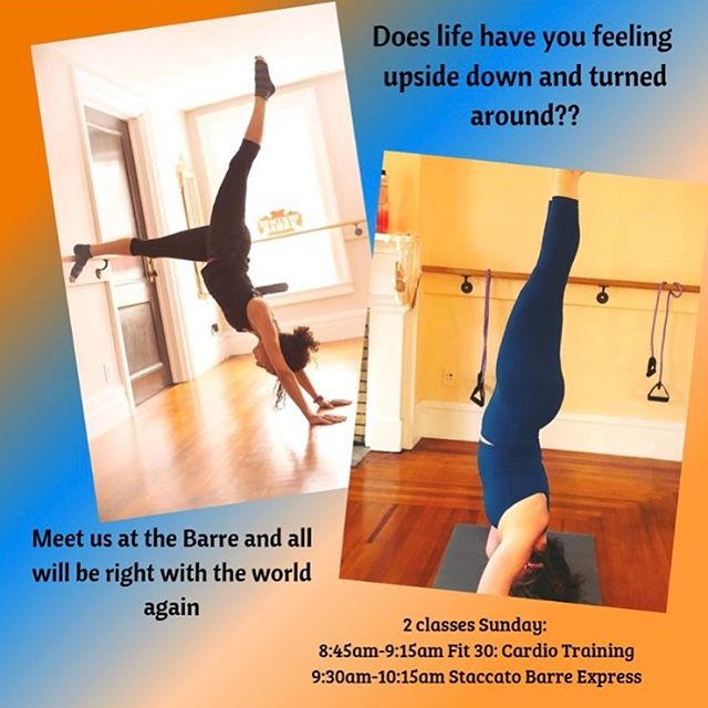 So many fun new classes to try this week! Check us out at www.staccatobarre.com or on MINDBODY to view the schedule and to reserve your space today!!#staccatobarre #barre #handstand #strongwomen #workouts #selfcare #518 #saratogasprings