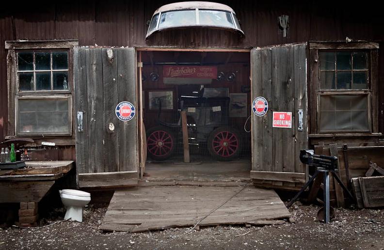 Zurück in die Zukunft: Studebaker Electric von 1902.