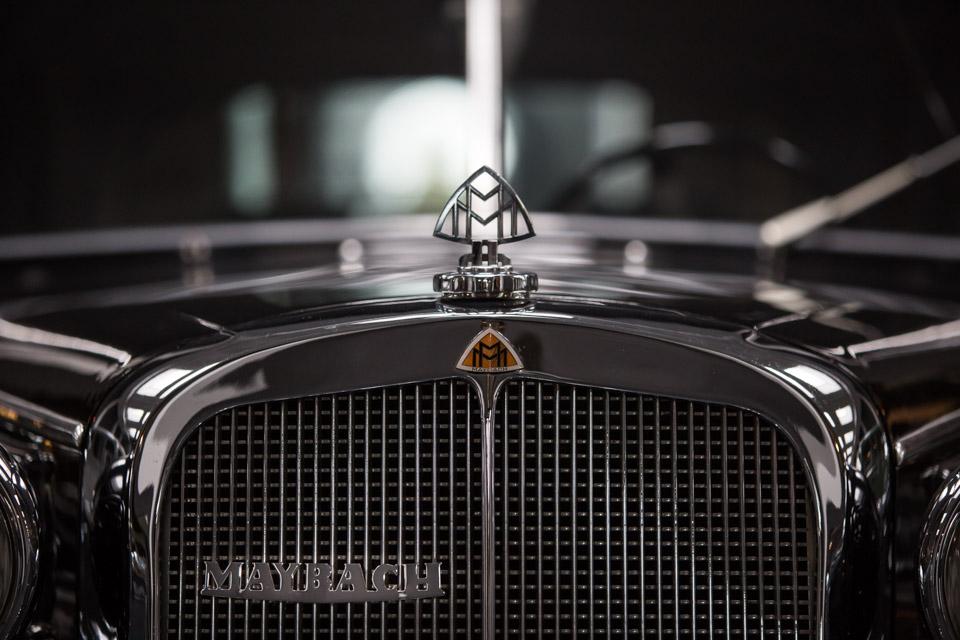 Der Wagen des Königs.