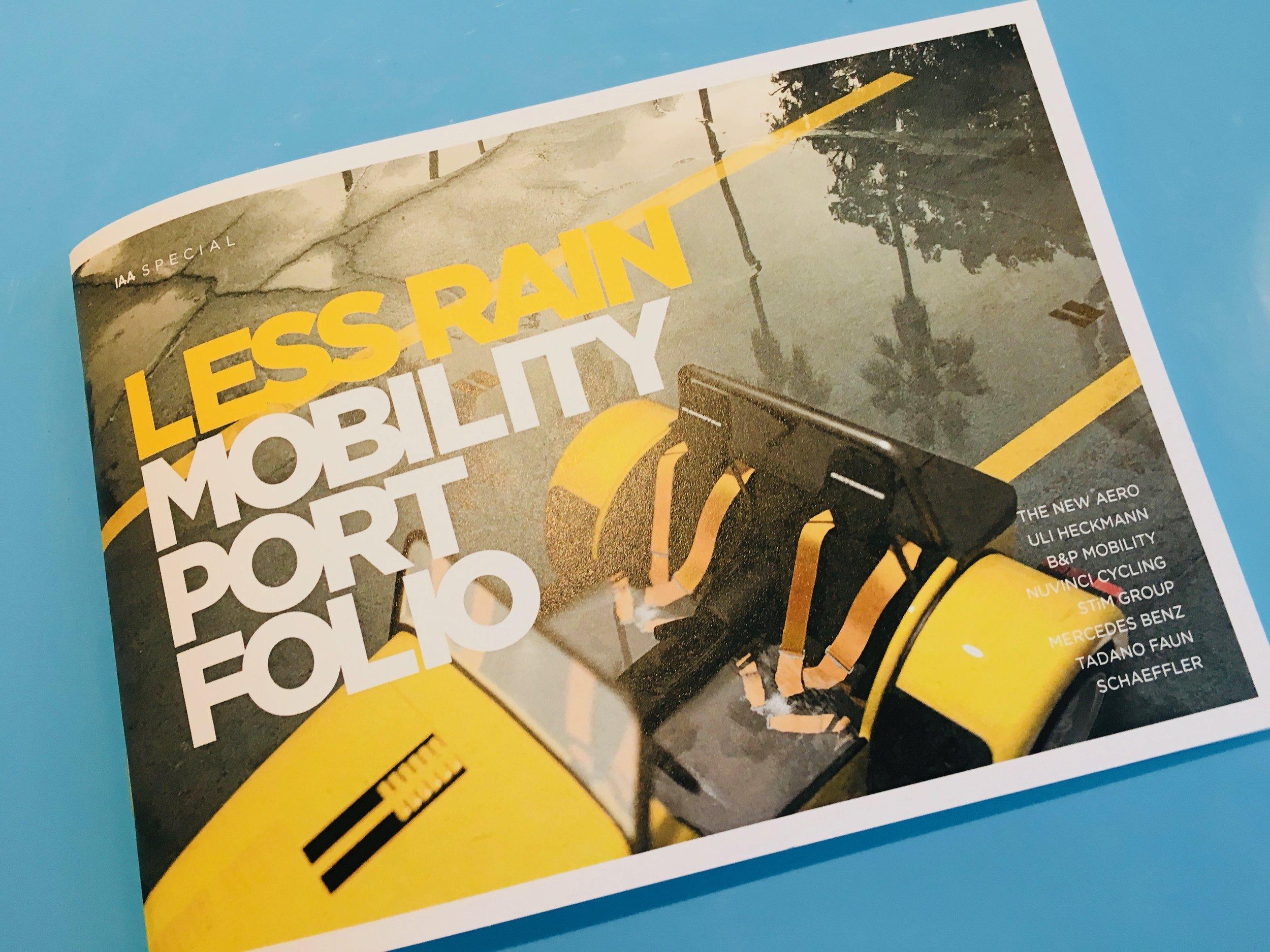Less Rain Mobility