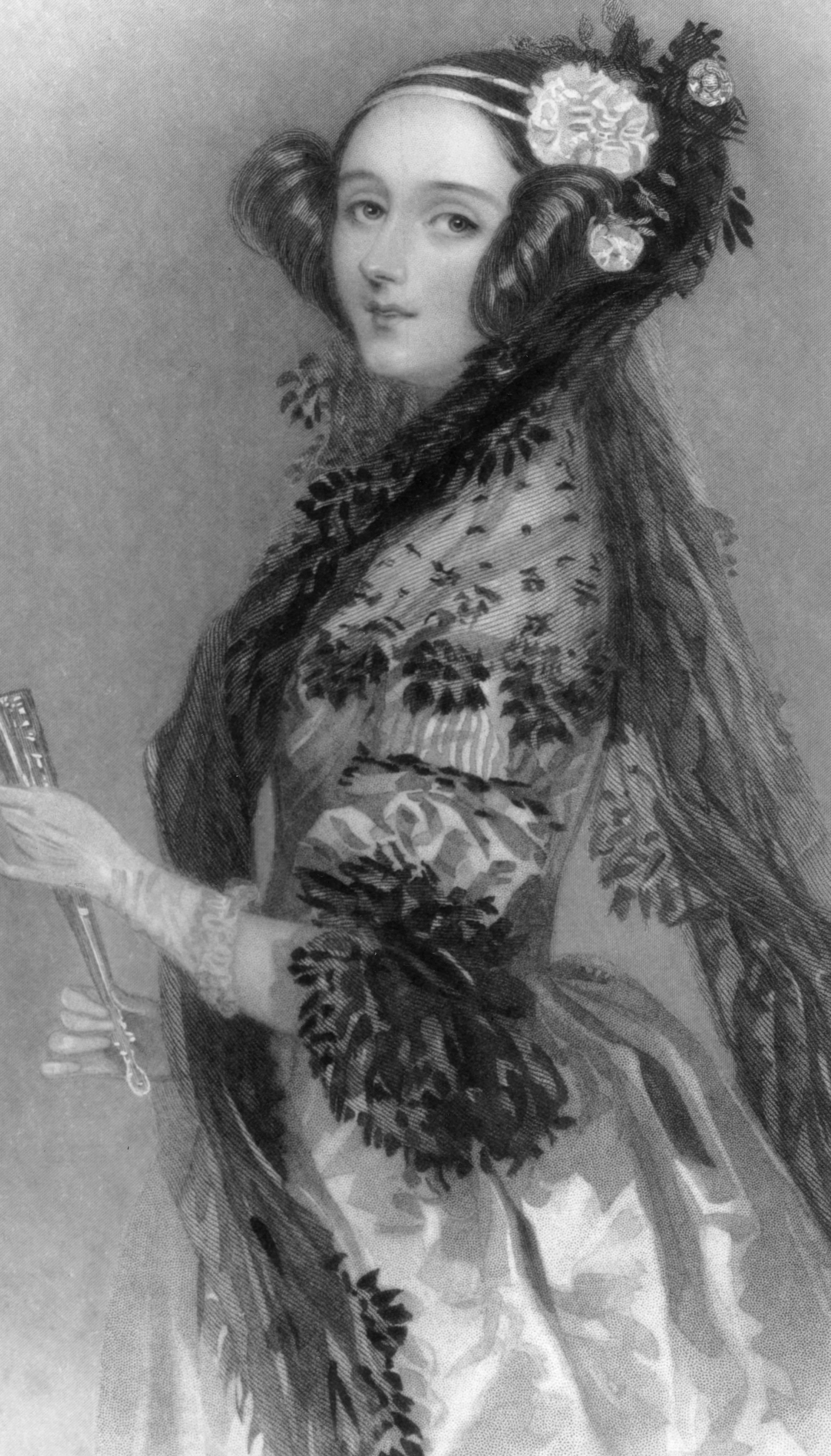 Image credit:  Ada Lovelace: Image credit: Alfred Edward Chalon, Retrieved from:    http://bit.ly/2eYfQLJ      . Last accessed: 13.10.2016