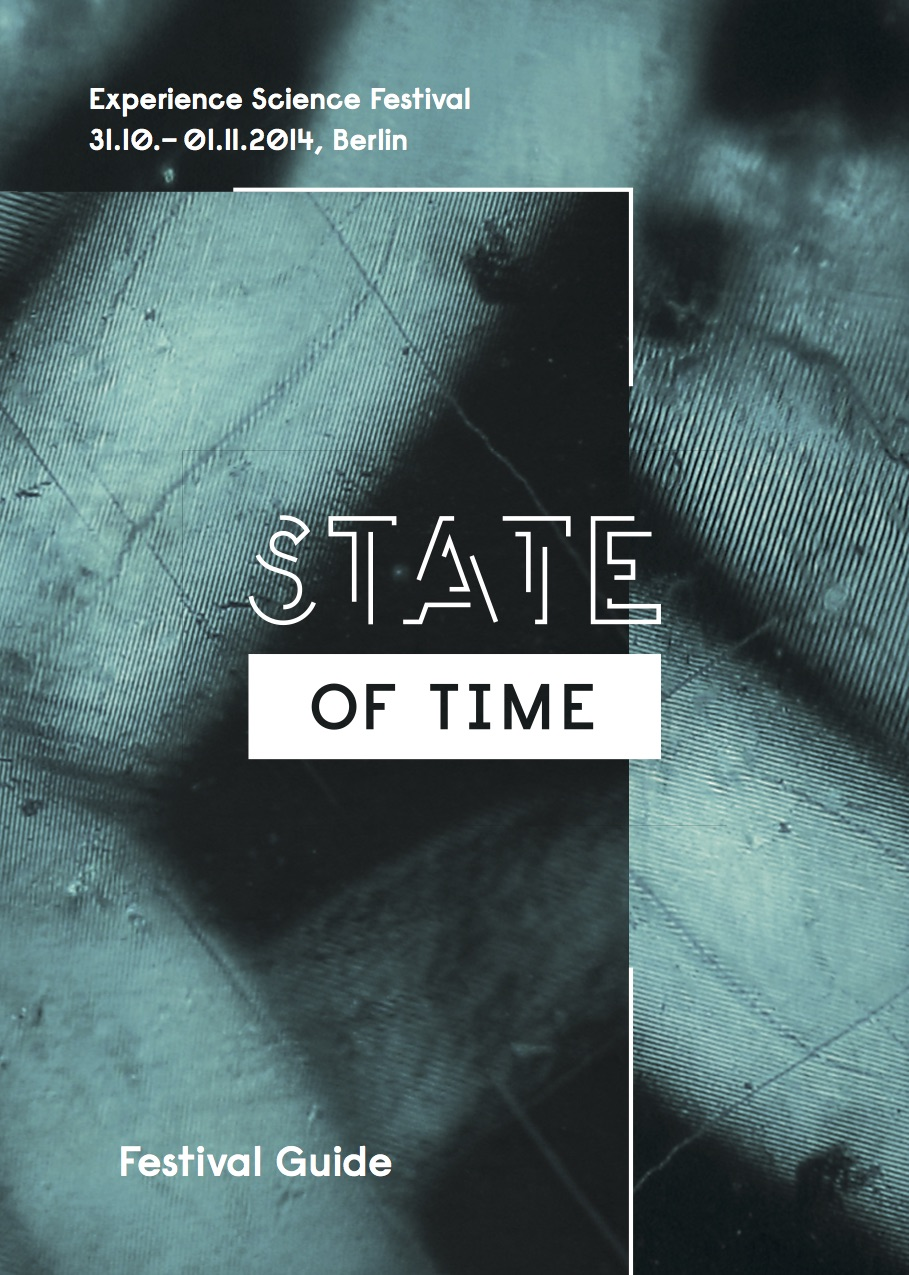 Festival Guide: STATE Festival 2014 - STATE of Time
