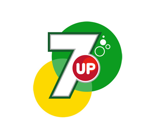 old recent 7up logo design