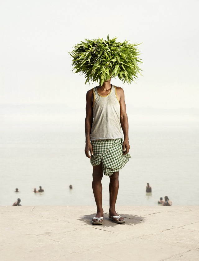 Ken Hermann Flower Man