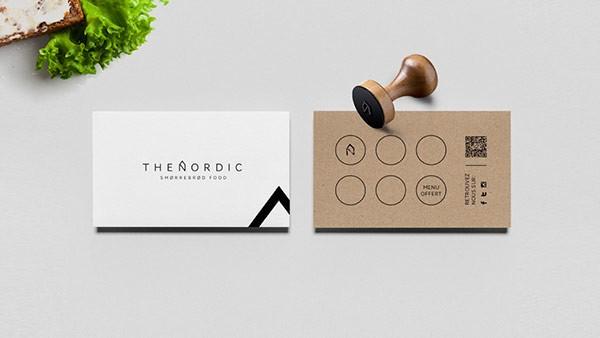 The Nordic Food Truck Branding