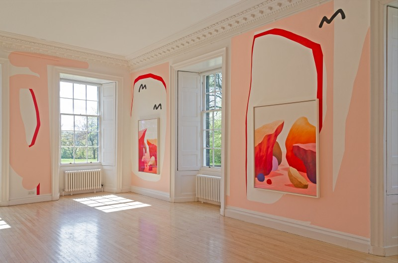 Nicolas Party at Inverleith House