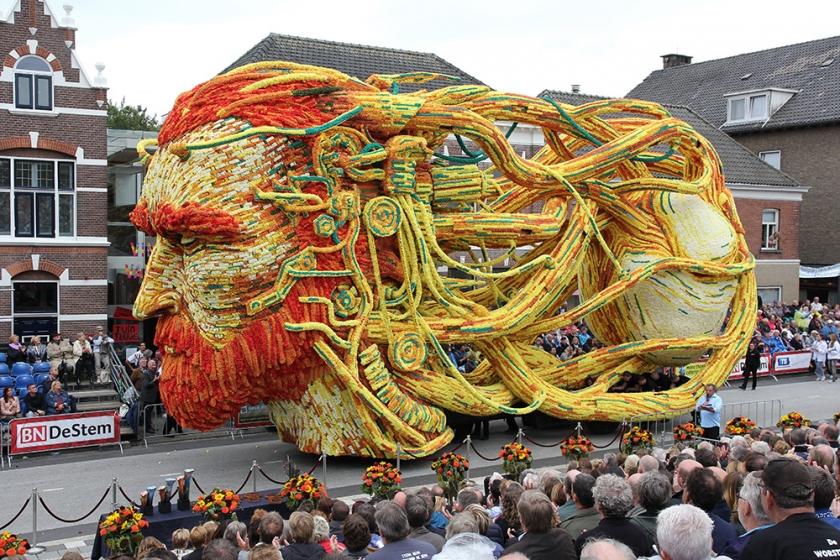 Vincent van Gogh Parade