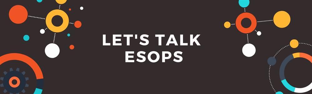 Lets Talk ESOPs Logo