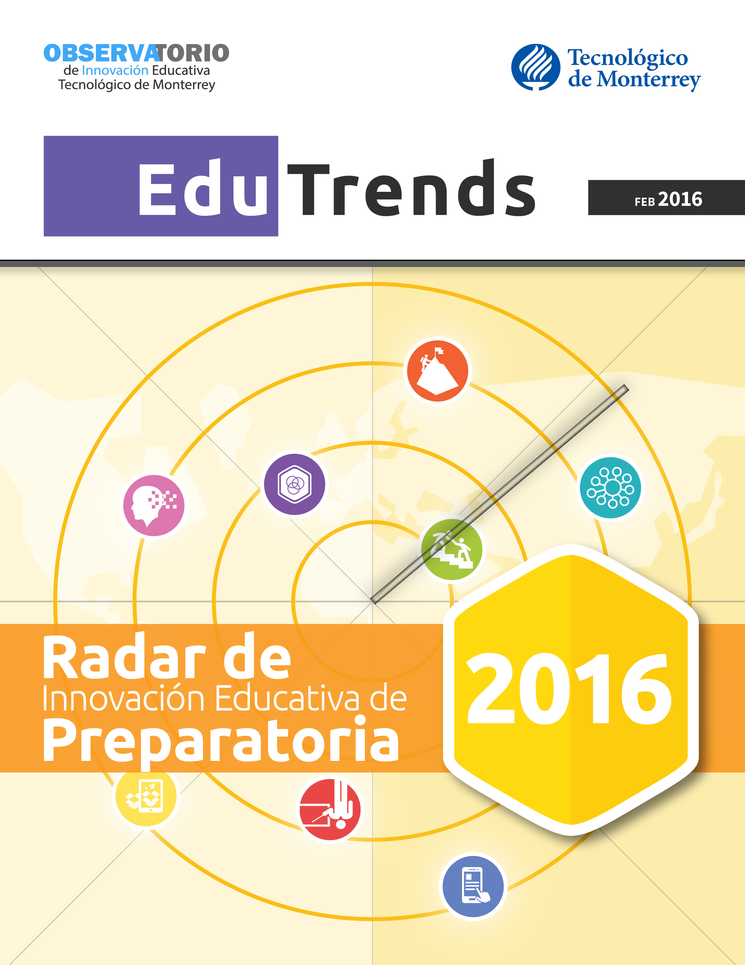 Edu Trends Radar Preparatoria 2016