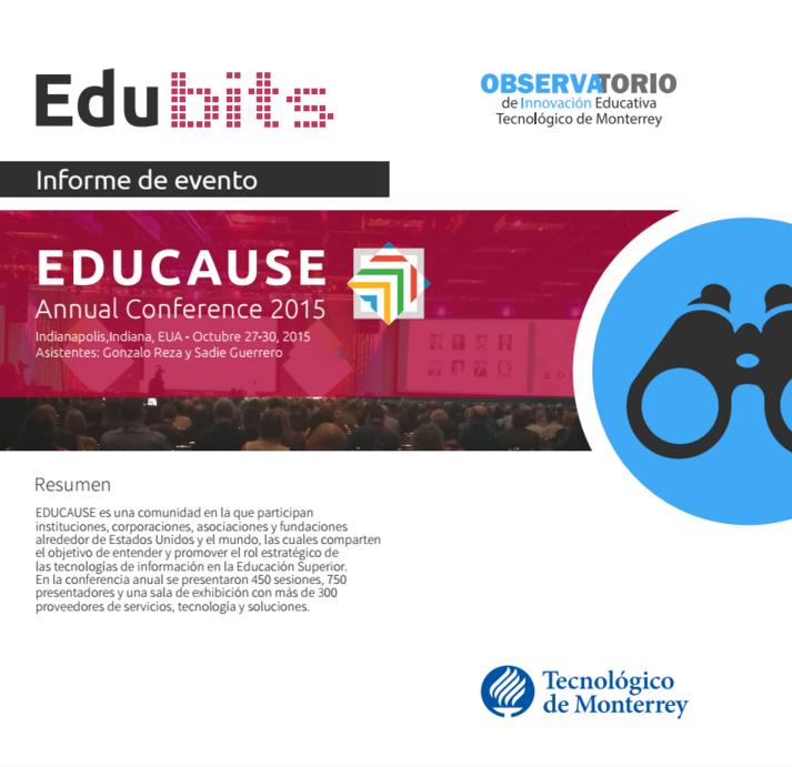 Edu Bits Educause 2015