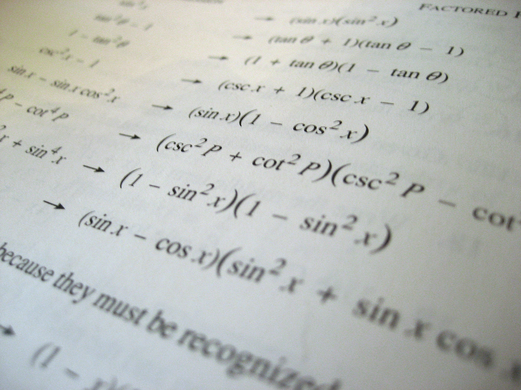 Math  por  Jeremy Mikkola