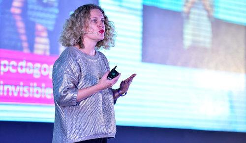 María Acaso, una de las profesoras del máster en innovación educativa