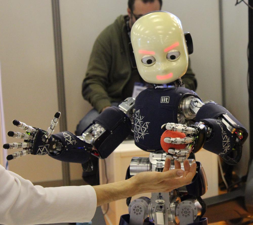 Los robots y la Inteligencia artificial podrían robar trabajos en el futuro.