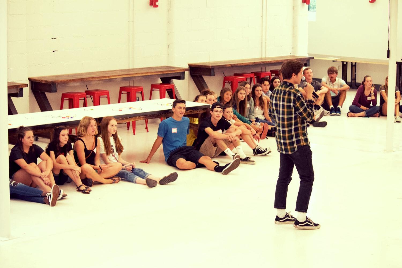 La filosofía de este colegio se basa en la creencia de que los estudiantes deben seguir su pasión y deben estar empoderados para hacer una diferencia significativa en el mundo. - Foto: onestone.org
