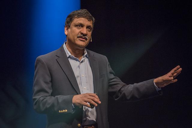 Anant Agarwal, CEO de edX. - Foto: edx Social Media.