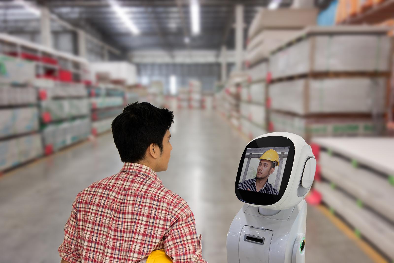 Ben Lamm, con su nueva startup Hypergiant, apunta a resolver problemas de negocios con herramientas impulsadas por inteligencia artificial, que pronto podremos experimentar. - Foto: Bigstock.com