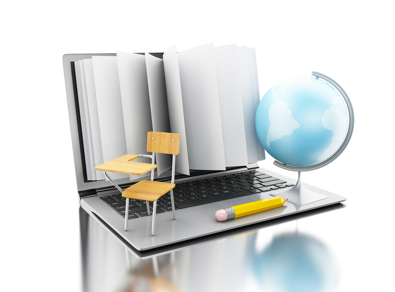 Un nuevo estudio revela las siete medidas más importantes que las instituciones deben tomar para mejorar sus programas de aprendizaje digital. -