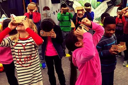 Tour Creator permite a profesores y estudiantes generar experiencias didácticas en realidad virtual de manera rápida y sencilla. -