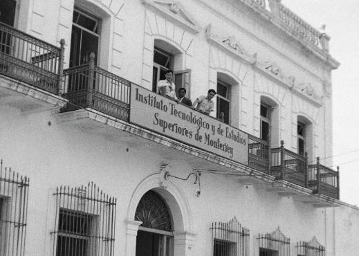 El Tecnológico de Monterrey cumple 75 años. - Foto: Tecnológico de Monterrey