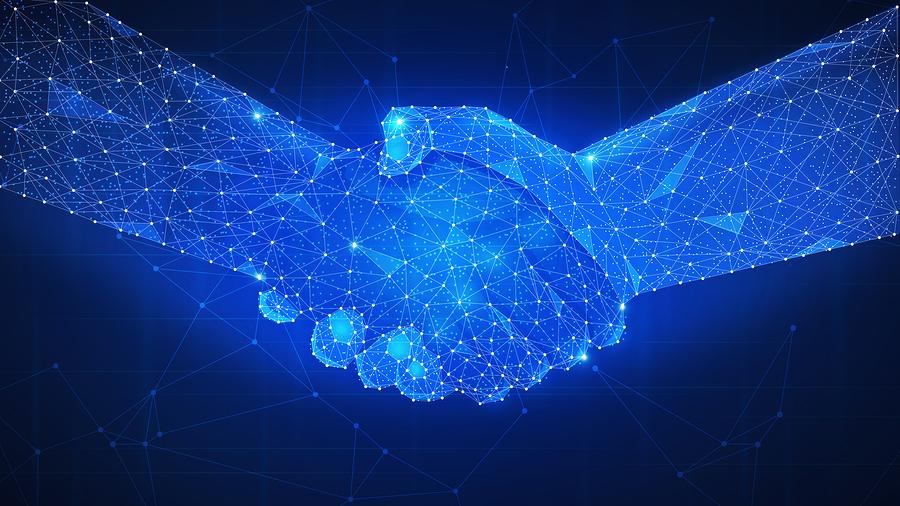 Para que las empresas adopten el blockchain, esta tecnología necesita ganar confianza con estándares y regulaciones, además de mejorar su rendimiento e interoperabilidad. - Imagen: Bigstock