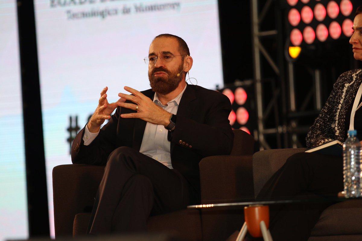 Foto: José Escamilla, director de TecLabs del Tecnológico de Monterrey.