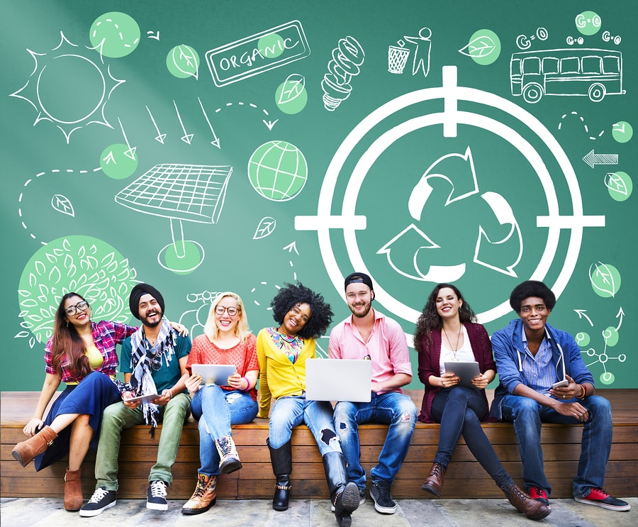 La maestría de Georgia Tech aborda temas como energía sostenible y compromisos ambientales voluntarios, regulación y política de servicios públicos, sistemas de la Tierra, economía de política ambiental, big data, política climática y gestión ambiental. - Imagen: Bigstock