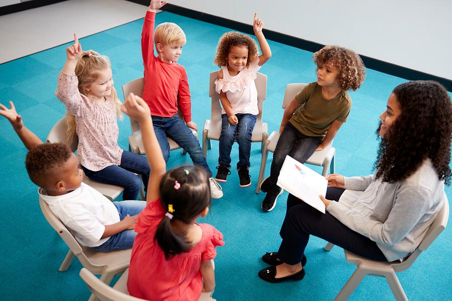 El salón de clases puede potencializar la efectividad del aprendizaje activo. - Foto: Bigstock