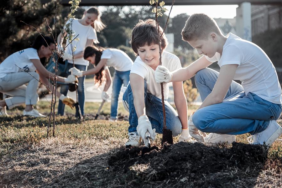 El Aprendizaje-Servicio fomenta una ciudadanía activa en los estudiantes y desarrolla su capacidad de empatía e inclusión. -