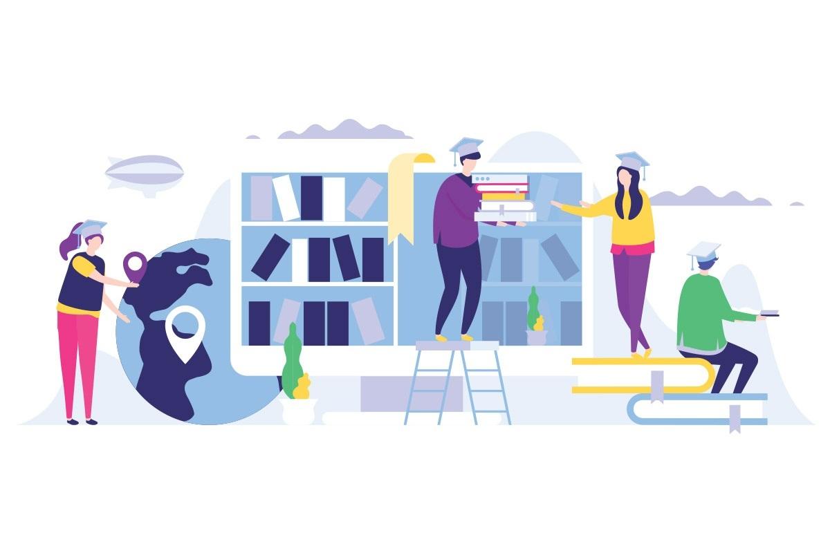 Las cambiantes necesidades del mercado laboral demandan productos educativos flexibles de bajo costo. - Foto: Observatorio de Innovación Educativa