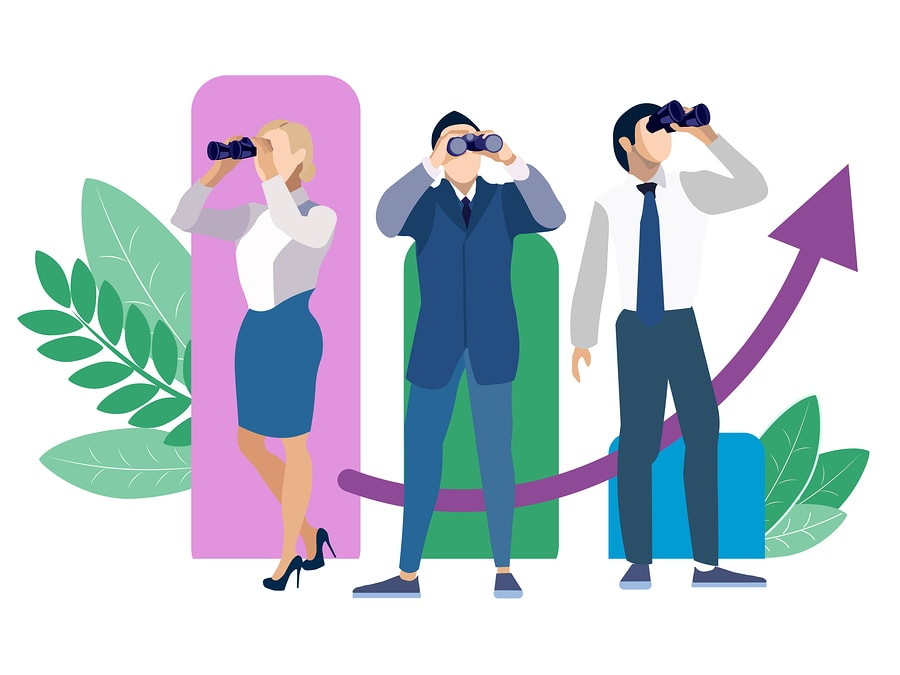 Deloitte sugiere que las empresas deben reinventarse con un enfoque más humano. - Imagen: Bigstock.