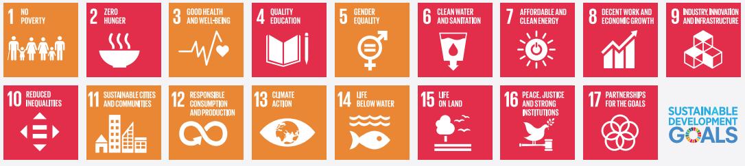 Figura 2:  Tablero de resultados para México en los Objetivos de Desarrollo Sostenible .