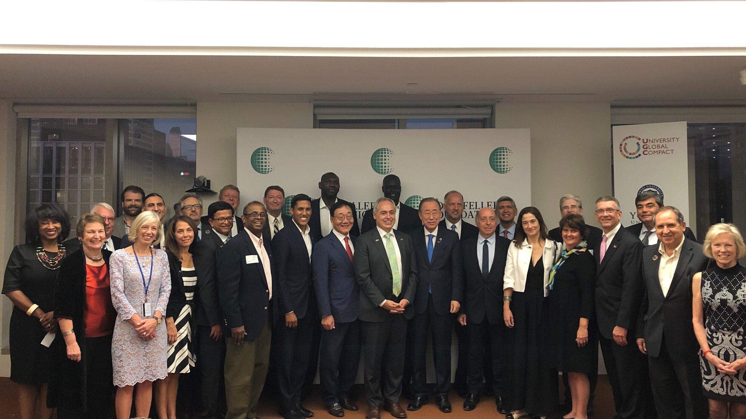Esta red de universidades colaborará para implementar los Objetivos de Desarrollo Sostenible de la ONU. - Foto: Tecnológico de Monterrey.