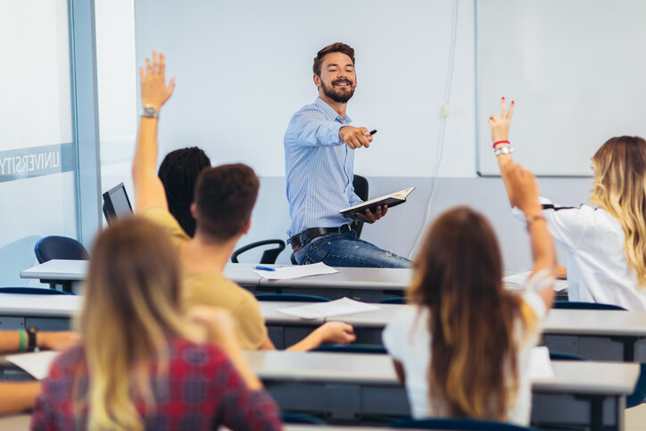 Profesor, maestro, instructor... ¿conoces la diferencia? — Observatorio |  Instituto para el Futuro de la Educación